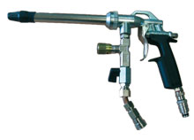 Spray gun air/water RO6 - Srem technologies